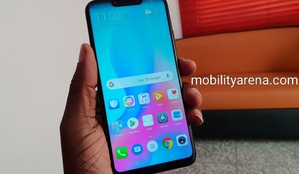 huawei nova 3i hands-on review on hand