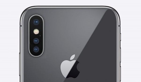 Apple iPhone 11 triple camera
