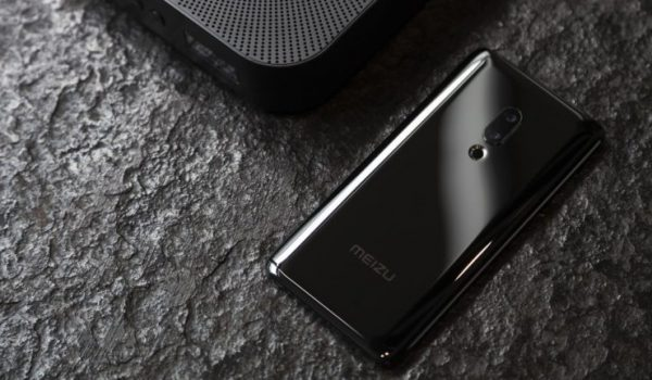 Meizu Zero, a smartphone without holes and buttons