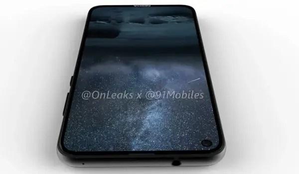 Nokia 8.1 Plus leak: audio jack