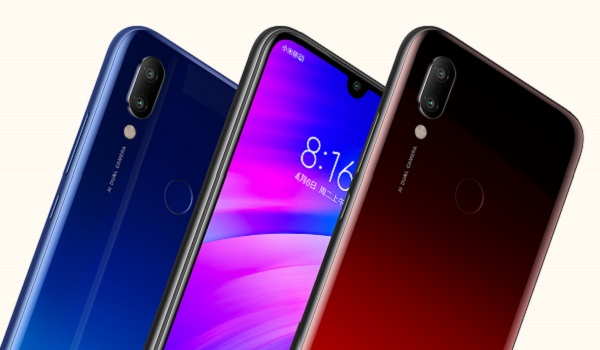 Redmi 7 smartphone specs and price