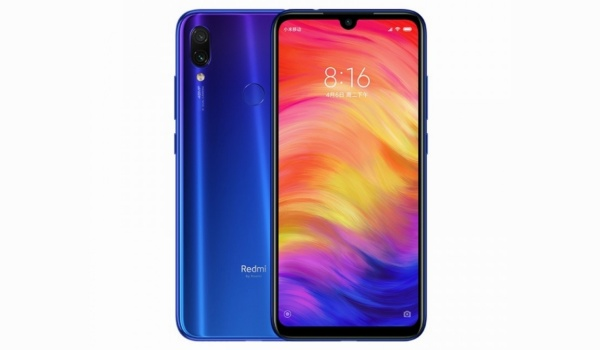 Redmi Note 7 specifications