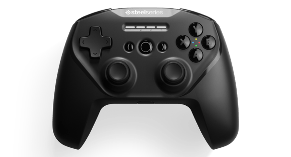 Steel Series Stratus Duo, best wireless gaming controllers