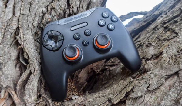 Steel Series Stratus XL, best bluetooth controllers