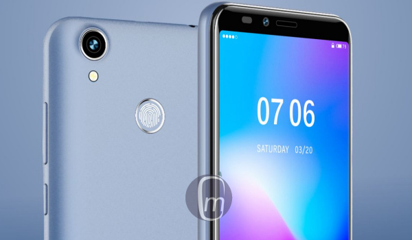 gionee m6 mini android go top