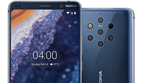 Nokia 9 PureView - one of the best smartphones of 2019