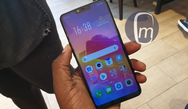 OPPO A3s hands-on at OPPO Nigeria media hangout