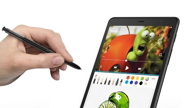 2019 samsung galaxy tab a with S pen