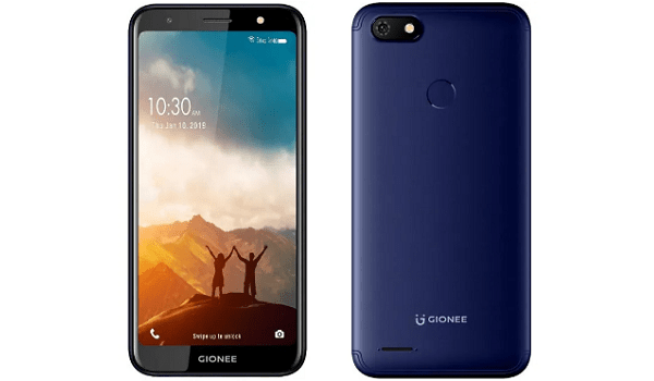 Gionee F205 Pro specs and price