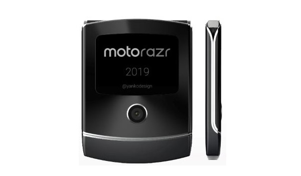 Motorola RAZR 2019 foldable phone 4