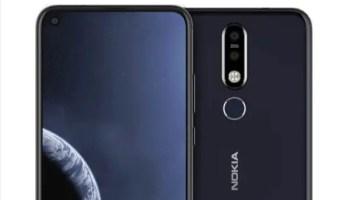 Nokia X71 aka Nokia 8.1 Plus