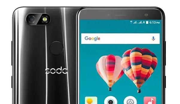 Soda S1 phone specs and price