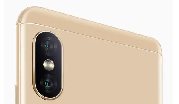 Xiaomi Redmi Note 5 AI Dual Camera back