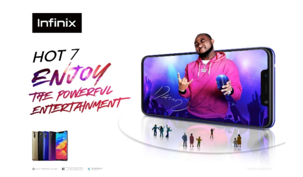 infinix hot 7 launched in Lagos, Nigeria
