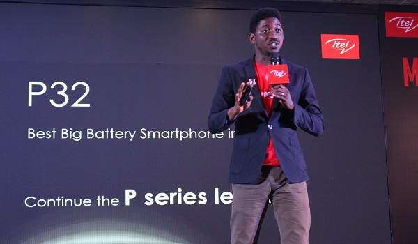 itel P33 and P33 Plus - P32 backdrop