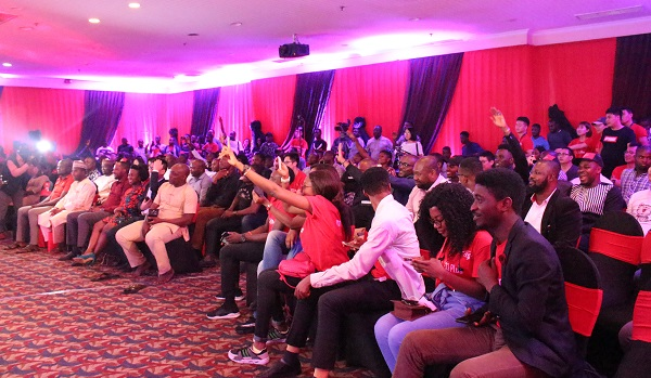 itel P33 and P33 Plus launch audience