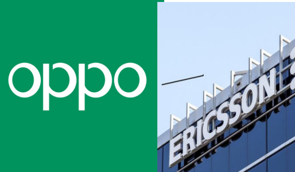 oppo and Ericsson licensing agreement