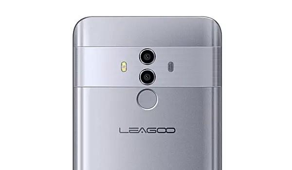 LEAGOO T8s dual camera