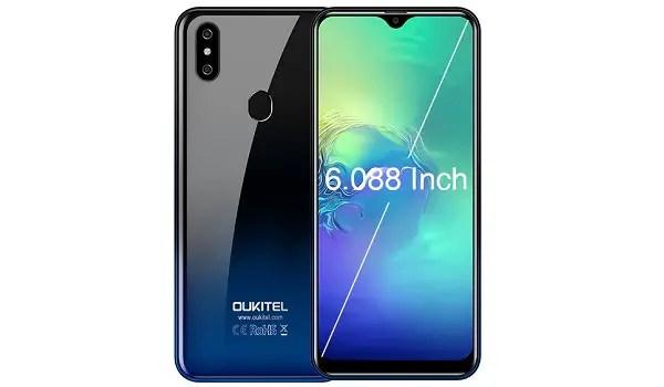Oukitel C15 Pro specs and price