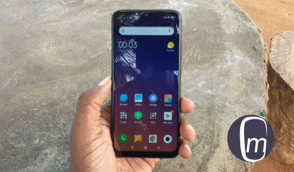 Redmi note 7 first boot
