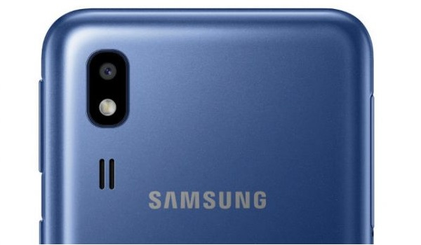 Samsung Galaxy A2 Core main camera