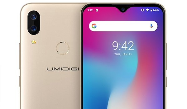 UMIDIGI Power cameras