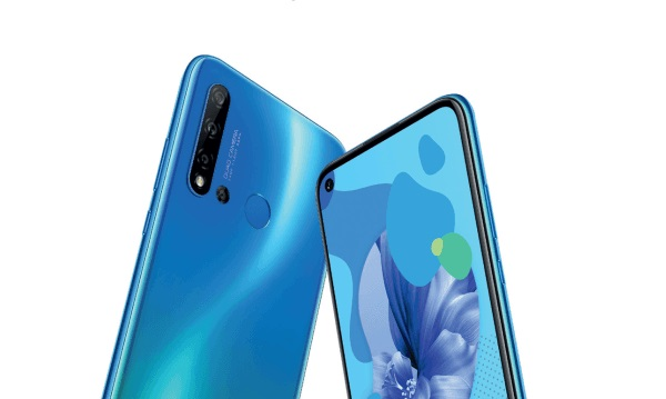Huawei P20 lite 2019 camera