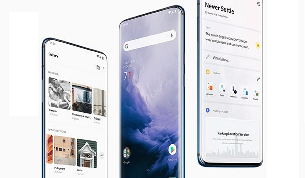 The 6.67 inches display of the OnePlus 7 Pro is a bit too much.