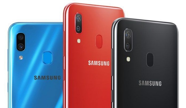Samsung Galaxy A40 camera