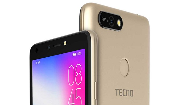TECNO pop 2F specs features price