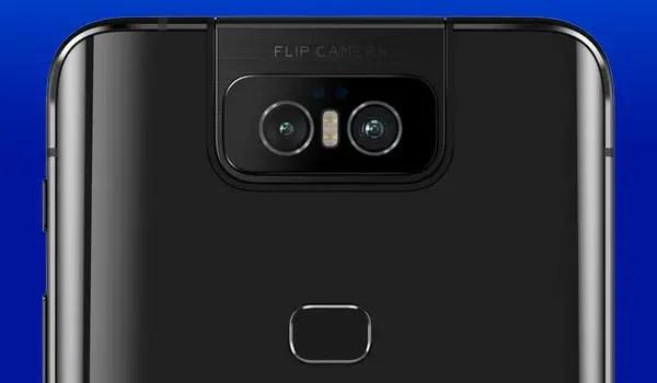 asus zenforn 6 flip camera