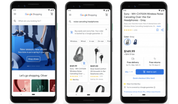 Google Discovery Ads and Gallery ads
