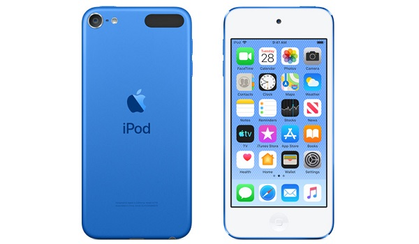 ipod touch 7th generation blue 2019