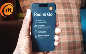 Redmi Go hands-on review 1