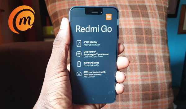 Redmi Go hands-on review 6