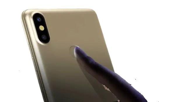 TECNO POP 2S Pro fingerprint and dual camera