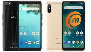 Xiaomi Mi A2 Lite or Infinix Note 5 - budget Android One phones