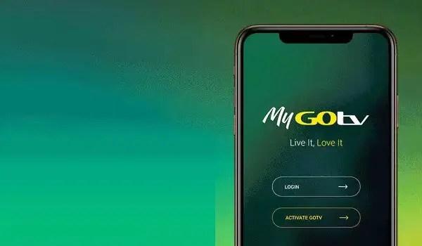 MyGOtv App