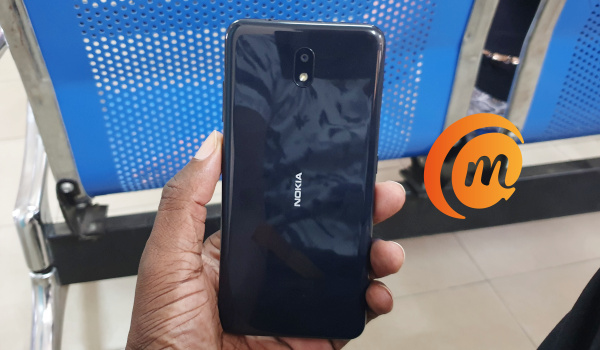 Nokia 3.2 16GB rear side