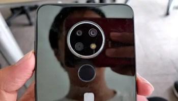 Nokia DareDevil Star Lord triple camera array