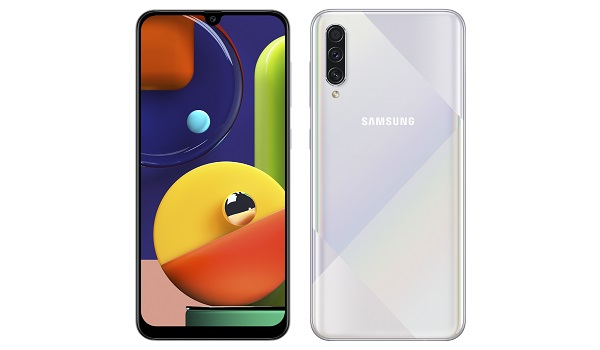 Samsung Galaxy A30s (Android smartphone) 4