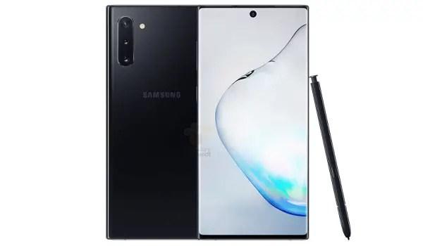 Samsung Galaxy Note 10 Lite 3