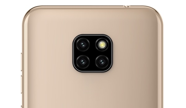 Ulefone Note 7 triple camera
