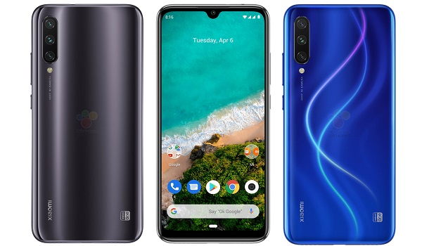 Xiaomi Mi A3 with Android One