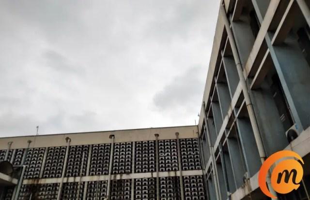 cloudy skies - shot on Nokia 3.2