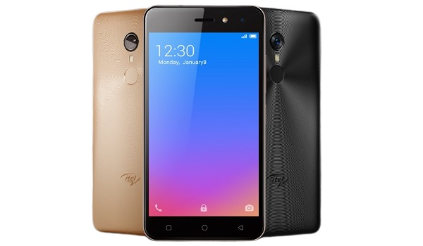 itel A33 Android Go smartphone