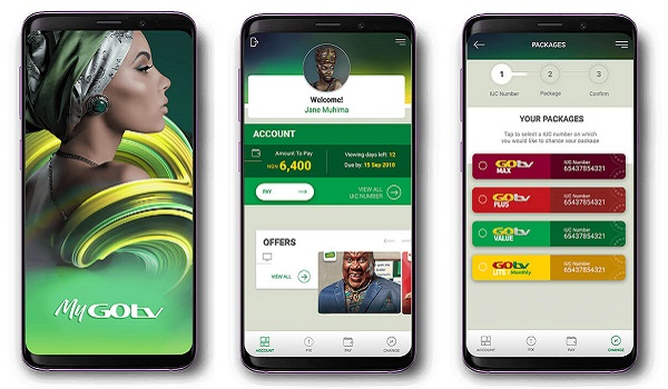 How to manage your GOtv account with MyGOtv App 4