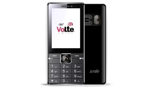 Smile VoLTE phone