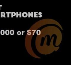 Best smartphones for 25,000 naira or 70 dollars