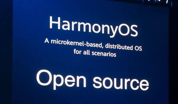 HarmonyOS by Huawei